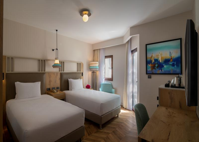 Doubletree By Hilton Bodrum Isil Club Resort / Doubletree By Hilton Bodrum Isil Club Resort